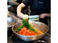 Restaurant and Kitchen Staff needed for Chipotle Mexican Grill Restaurant - Wardour Street, London.