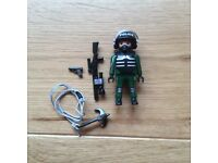 Playmobil Police SWAT Officer 4693
