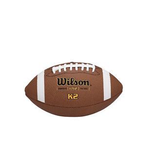 NEW Wilson K2 Pee Wee Composite Football - WTF1712