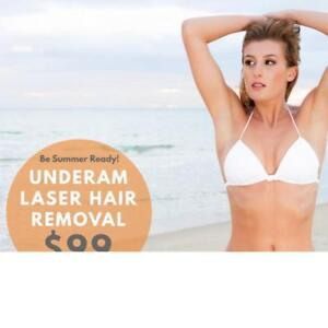Save up to 60% on Laser Hair Removal Treatments  | DermaEnvy Skincare