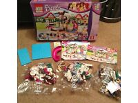 Lego Friends 41008 - Heartlake City Pool, Bags sealed, box opened, Retired Set.