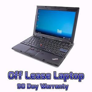 Lenovo Thinkpad X201 Laptop Core i5, Webcam, Win 7, & 90 Day Warranty