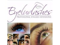 Individual classic eyelash extensions ONLY £20