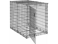 XL heavy duty dog crate cage