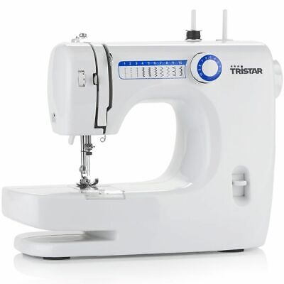 Tristar Naaimachine naai machine naald, draaddoorhaler, klossen, pedaal, adapter