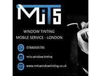 Window Tinting & Tail Lights - Black Friday - Mobile Service London
