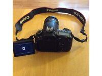 Canon EOS 60D Digital SLR + Canon EF-S 18-135mm F/3.5-5.6 IS STM lens
