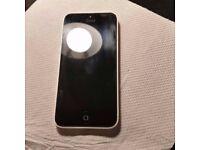 Iphone 5c White 32GB Factory Unlocked