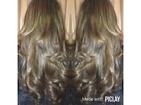 Hair extensions - Mobile service available