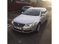 VW PASSAT HIGHLINE 2.0 TDI 110 HP