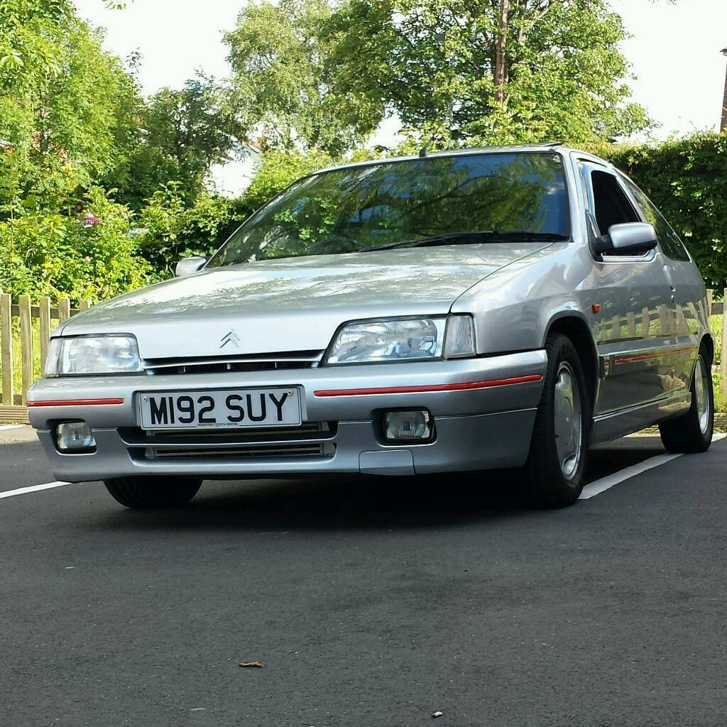 citroen zx volcane 1 9 turbo diesel modified in chesterfield derbyshire gumtree