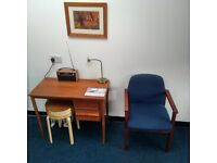 Councilling/ meeting room for hire.