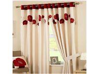 Debenhams Curtains 229cm - 168cm