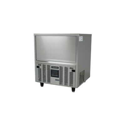 Stainless Steel Commercial Under Counter Ice Machine - 220 Lb.