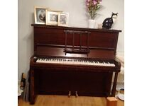 Piano FREE to a good home - needs lots of TLC but can be salvaged
