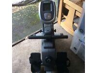 Marcy cardio rowing machine, exc condition
