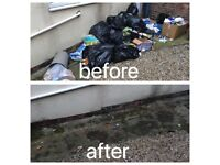 LICENSED RUBBISH REMOVAL, GARDEN, HOUSE AND SHED CLEARANCES..CHEAPER THAN A SKIP