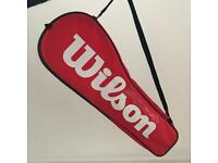 Wilson Squash Racket - Brand New Condition