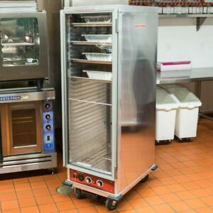 FULL AND HALF SIZE BAKERY PROOFER - FOOD WARMING CABINETS - ASSORTED - BRAND NEW
