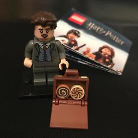 Harry Potter Lego minifigure- Jacob Kowalski - RARE