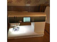 Pfaff quilt ambition 2.0 IDT sewing machine