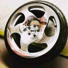 Wci CC10 Wheels