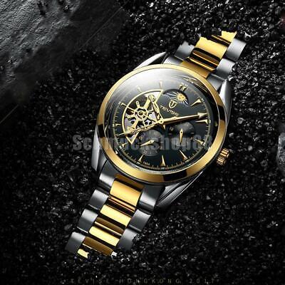 Männer Automatische mechanische Uhren für Männer Luxus