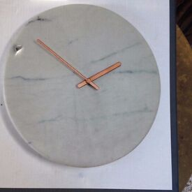 Complete with box never used - Next Heavy Wall Clock