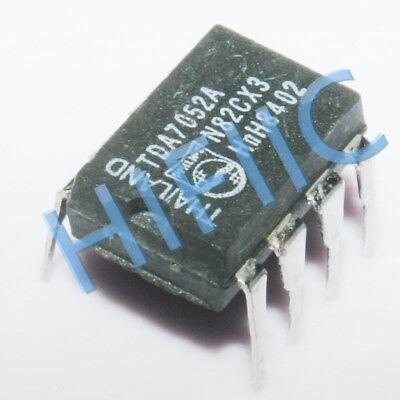 5pcs Tda7052a 1w Btl Mono Audio Amplifier Dip8