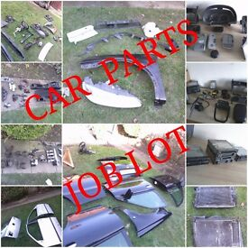 ****100 ++ CAR PARTS JOB LOT CHEAP CHEAP ! OPEN TO OFFERS ! +*****
