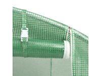 Greenhouse 9 m² 4.5x2x2 m-48165