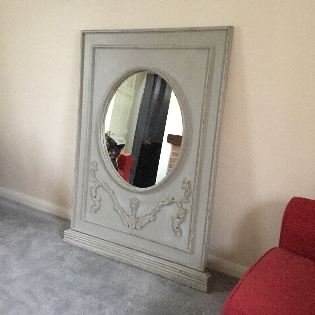 French inspired Mirror