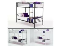 METAL BUNKBED FRAME ONLY/METAL TRIO AVAIABLE e