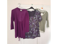 Maternity Clothes, sizes 10/12 Next, Mamas and Papas £15 the lot