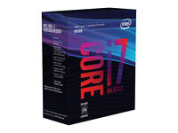 Intel Core i7 8700K, S 1151, Coffee Lake, 6 Core, 12 Thread, 3.7GHz, 4.7GHz Turbo, 12MB Cache 95W,