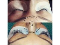 Individual Eyelash Extensions by Becky Heal