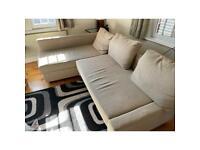 IKEA corner sofa bed -SOLD-