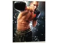 I'm boxing coach female