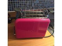 Kenwood Toaster stylish raspberry pink (kmix)