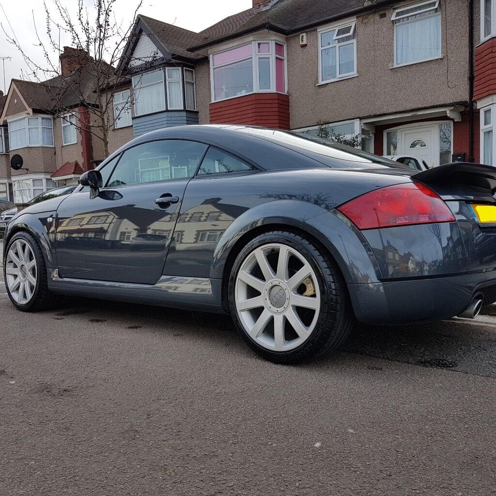 fully loaded audi tt 3 2 v6 mk1 in greenford london. Black Bedroom Furniture Sets. Home Design Ideas