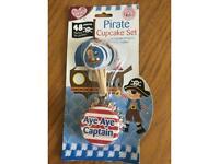 *FREE* Pirate cupcake decorating kit