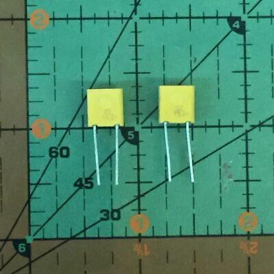 Kemet Radial Tantalum Capacitor 22uf 15v T330c226m015as Molded 5mm .2 Ls 4pcs