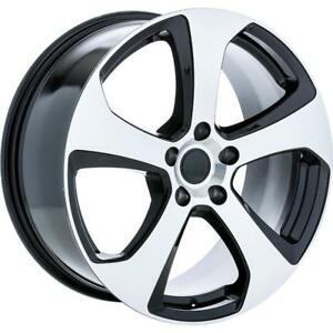 "18"" RTX Replica Wheel Set Jetta Golf Audi OE MK7 GTi R Replica 5x112 18x8 +45mm"