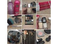 Bundle of make up and accessories (open to offers)