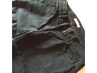 Five Pocket Khaki Colour Jeans