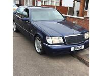 Mercedes S Class S280 w140 Classic - Open To Offers