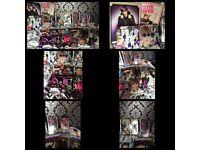 Justin Bieber belongings