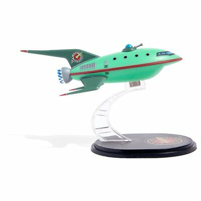 Futurama Planet Express Ship Model Q-Fig from QMX LootCrate July 2016