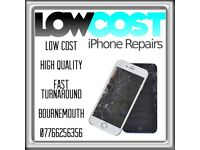 iphone Screen Repairs - best prices in Bournemouth, Apple LCDs !!!