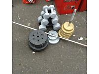 Pro Fitness hand weights
